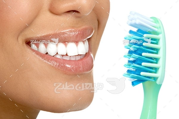عکس تبلیغاتی دندان پزشکی و لمینت