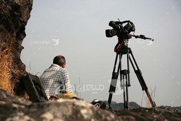 عکس فیلمبرداری از طبیعت