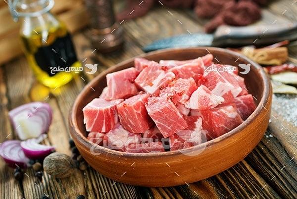 عکس گوشت قرمز