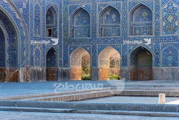 عکس مسجد جامع یزد