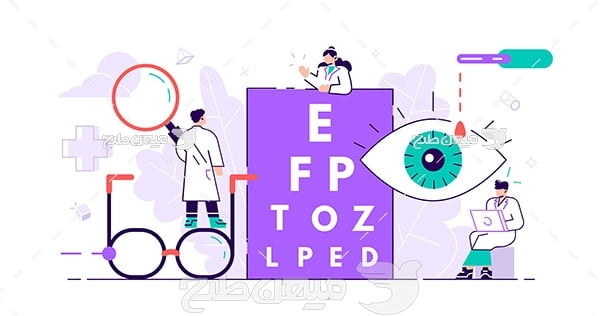 وکتور چشم پزشکی