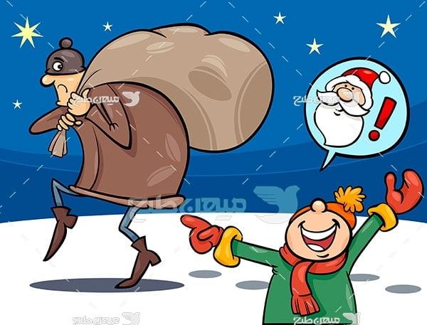 وکتور دزد کریسمس