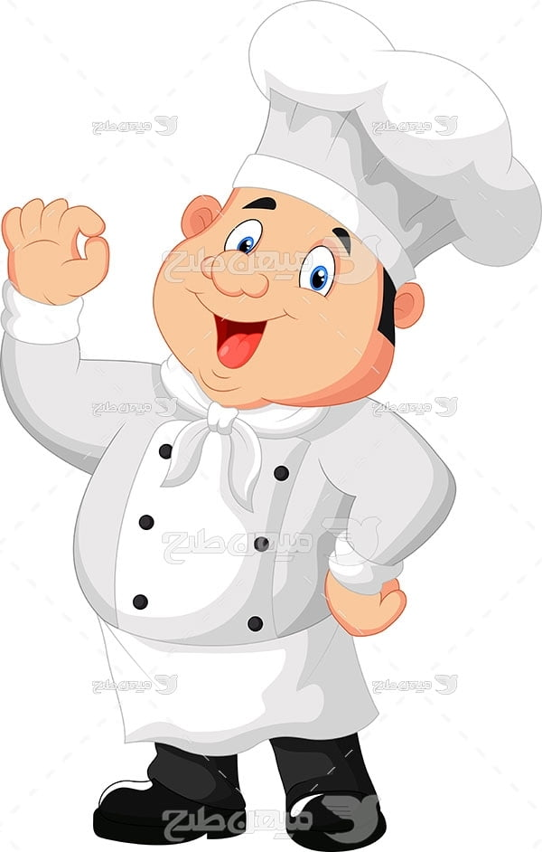 وکتور آشپز ماهر