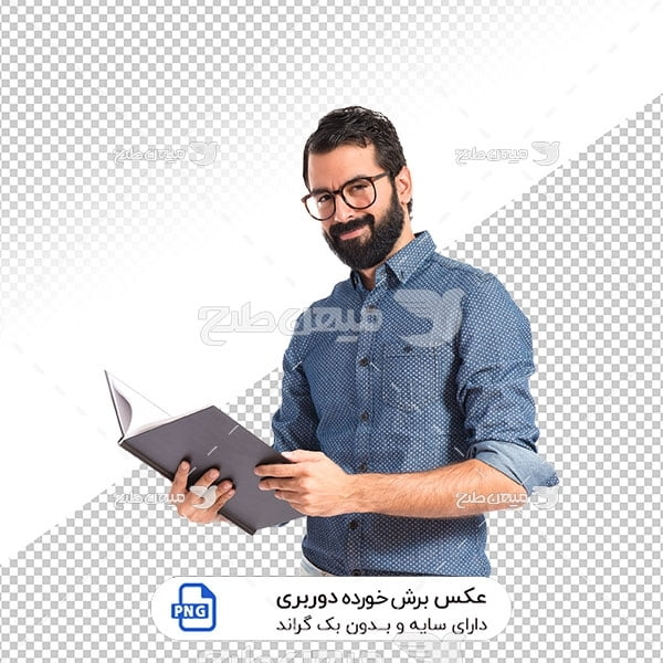 عکس برش خورده دوربری دانشجو