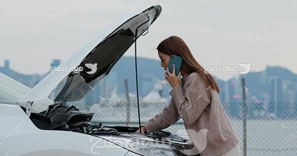 عکس تعمیرات خودرو