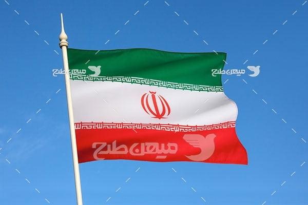 عکس پرچم ایران