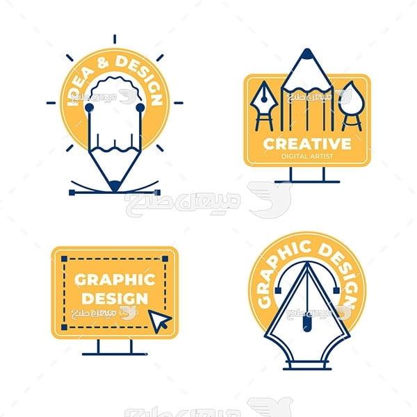 لوگو طراحی و گرافیک