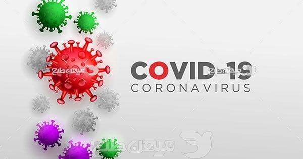 وکتور ویروس کووید 19