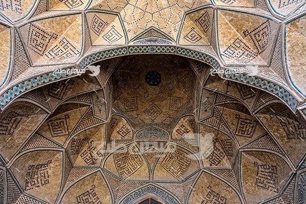 عکس مسجد شاه اصفهان