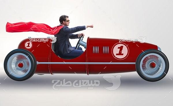 عکس ماشین مسابقه ای