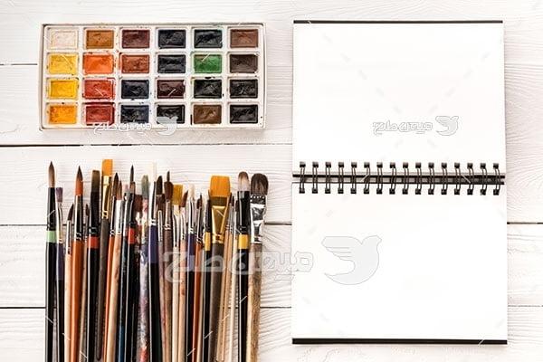 عکس نقاشی با آبرنگ