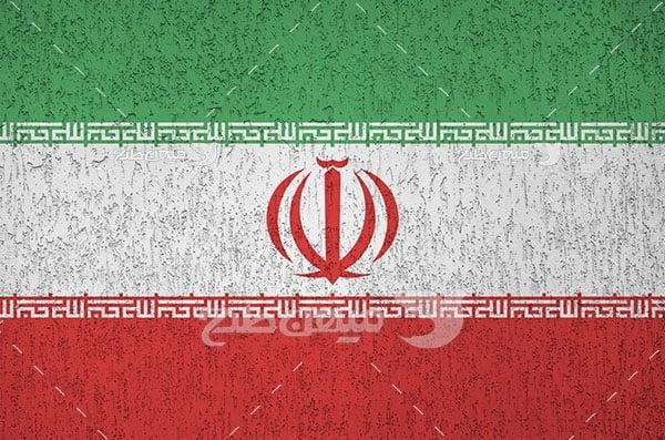 عکس پرچم ملی کشور ایران