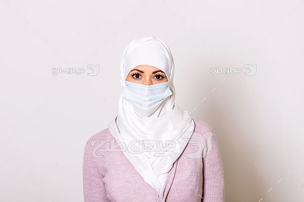 عکس زن مسلمان