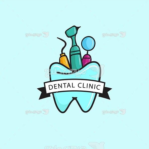 لوگو و آیکن کلینیک دندانپزشکی