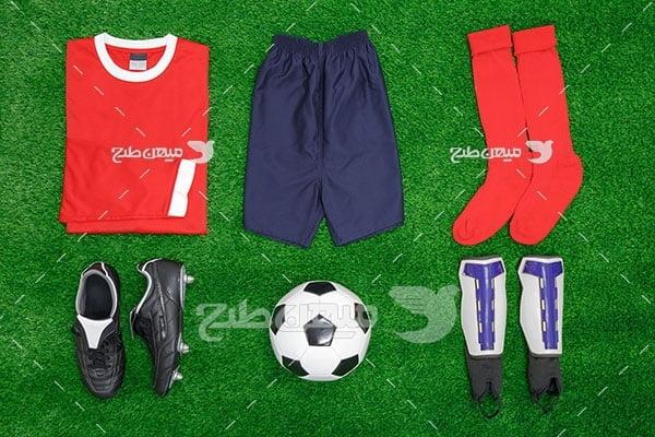 عکس لباس ورزش فوتبال