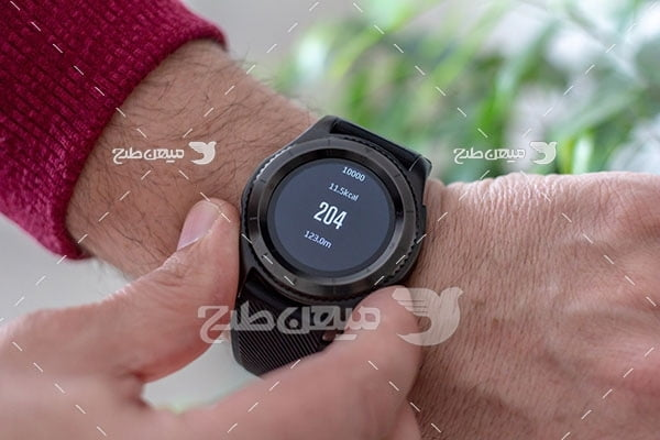 عکس ساعت مچی هوشمند