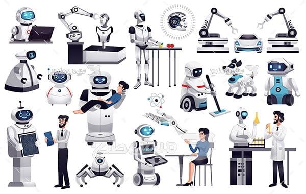 وکتور رباتیک