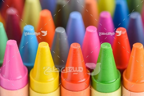 عکس مداد شمعی