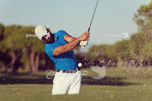 عکس ورزش گلف