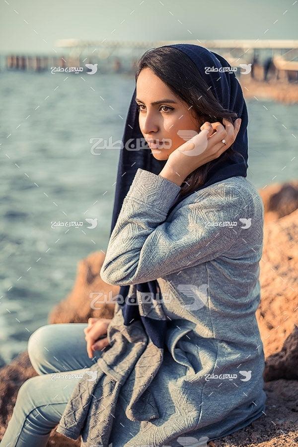 عکس دختر جوان ایرانی