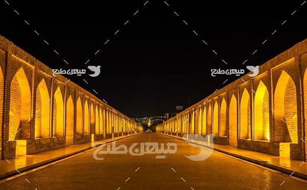 عکس سی وسه پل اصفهان