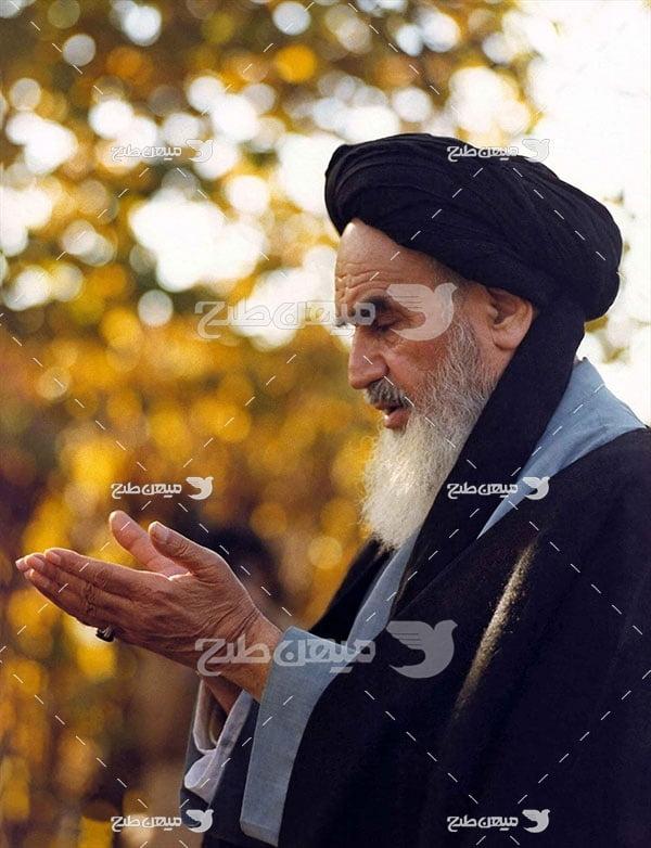 عکس سید روح الله خمینی