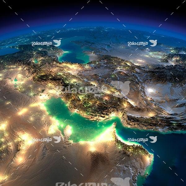 عکس سرزمین ایران