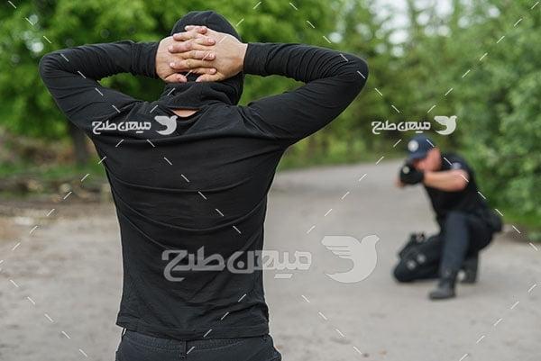 عکس ماموریت پلیسی