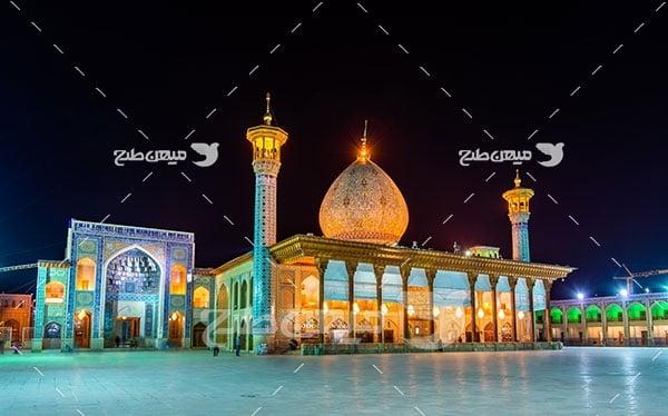 عکس شاهچراغ شیراز