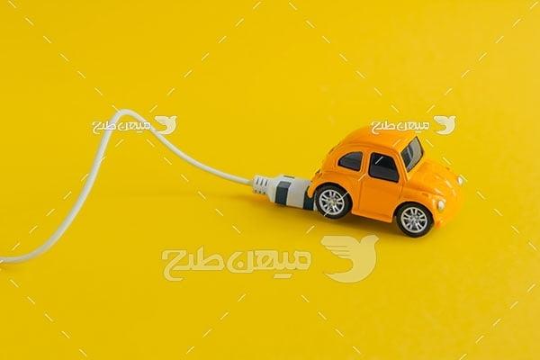 عکس خودرو برقی