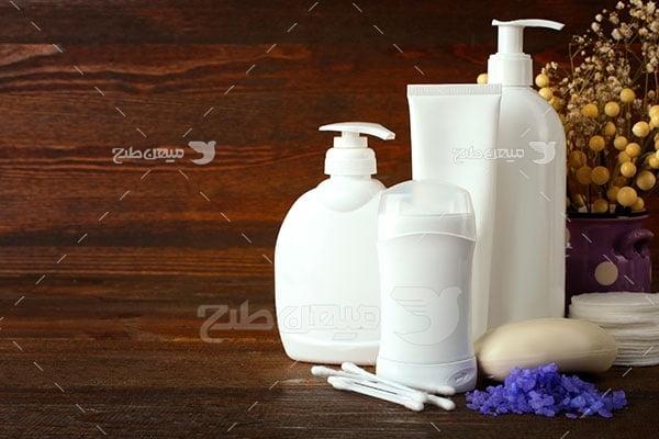 عکس تبلیغاتی مواد بهداشتی
