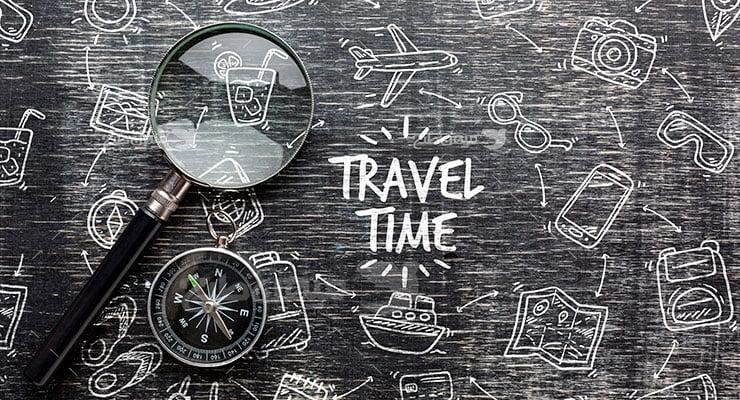 عکس تبلیغاتی مسافرت و تعطیلات تابستانی