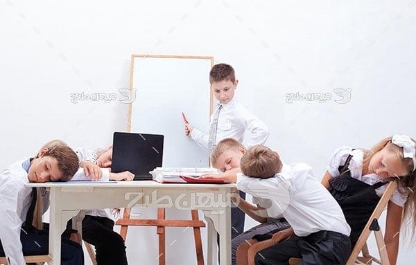عکس کلاس درس