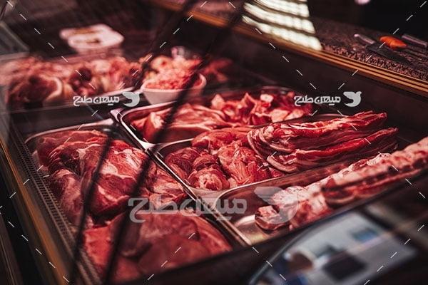 عکس فروشگاه پروتئینی