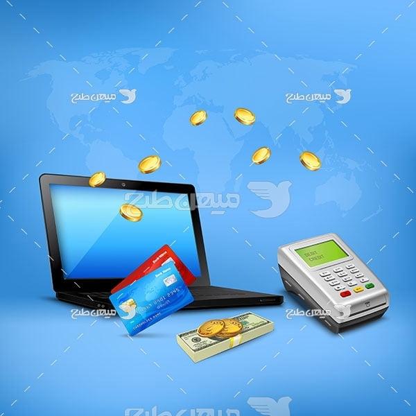 وکتور پرداخت اینترنتی