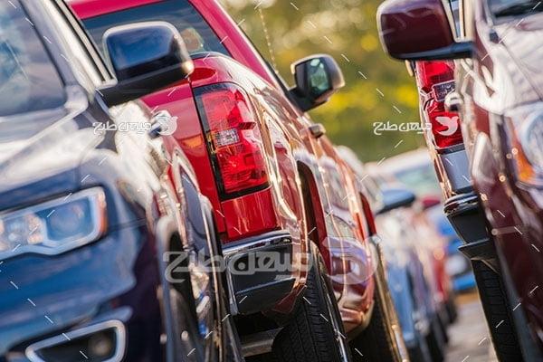 عکس نمایندگی فروش خودرو