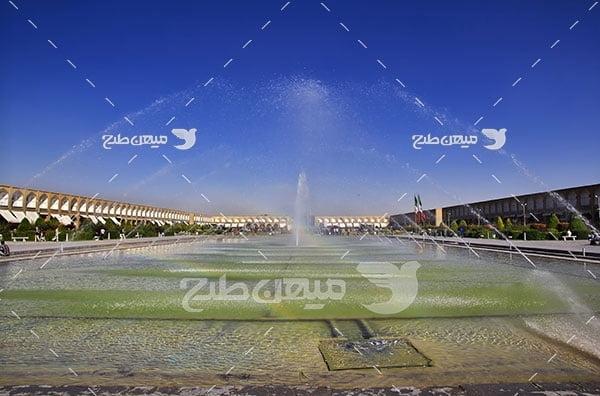 عکس میدان نقش جهان اصفهان