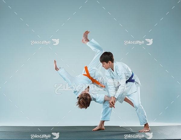 عکس ورزش کاراته