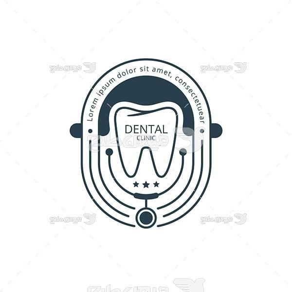 لوگو و آیکن دندانپزشک