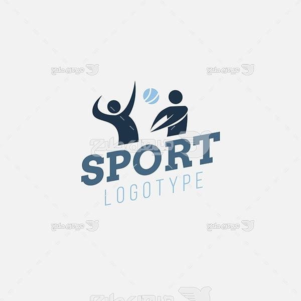 لوگو و آیکن ورزش والیبال