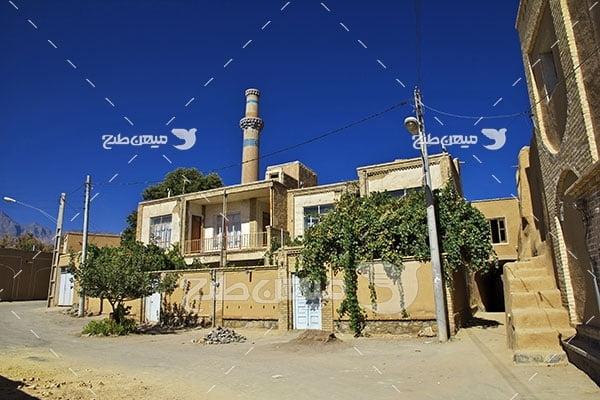 عکس مسجد جامع شهر نطنز