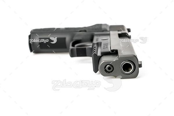 عکس اسلحه کلت