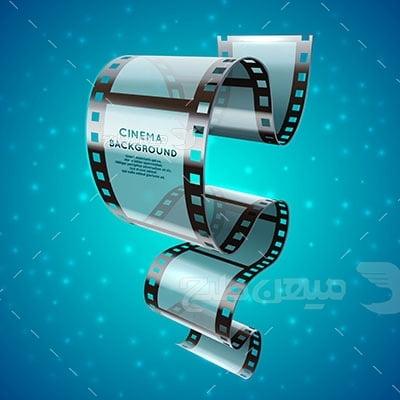 وکتور کاراکتر بند فیلم سینما