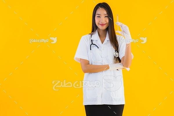 عکس واکسیناسیون کرونا
