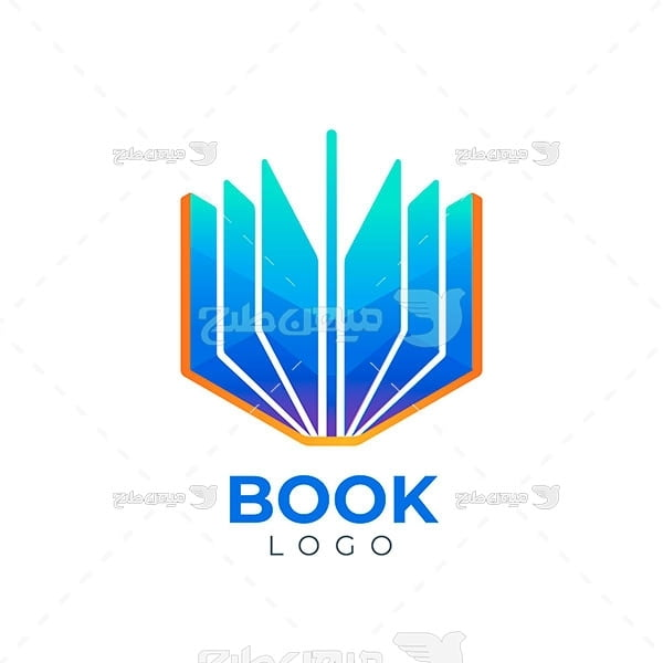 لوگو کتابخانه