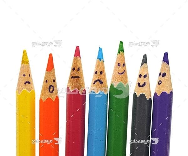 عکس تبلیغاتیمداد رنگی هفت رنگ