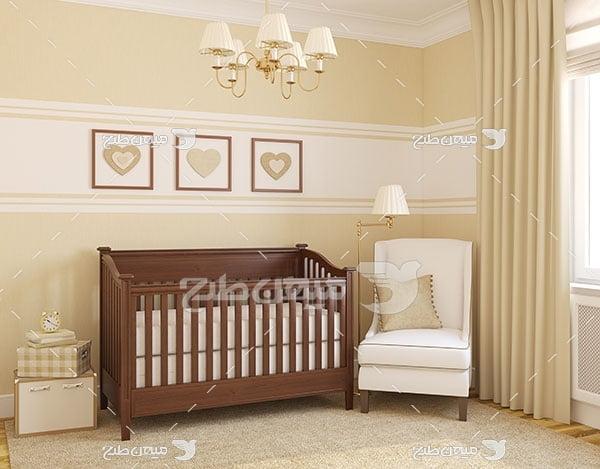 عکس اتاق خواب کودک