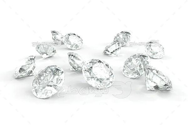 عکس تبلیغاتیانواع الماس