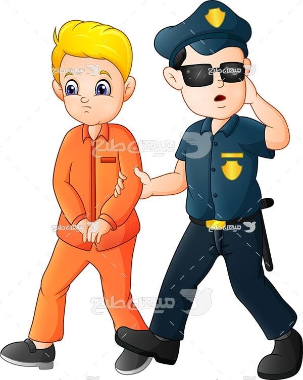 وکتور زندانی
