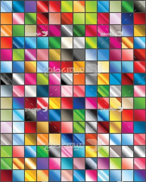 مجموعه ابزارهای فتوشاپ گرادینت رنگی